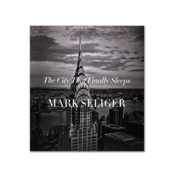 The City That Finally Sleeps by Mark Seliger